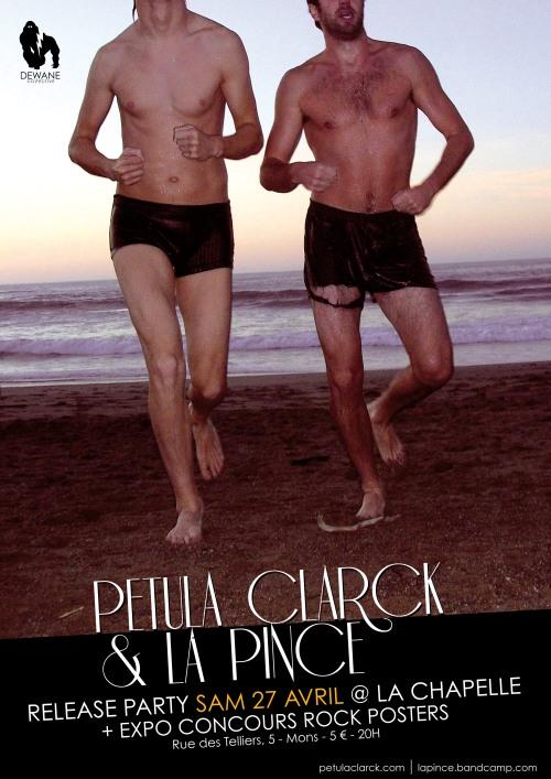 Petula-La Pince Release